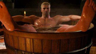 Скриншот из игры The Witcher 3: Wild Hunt / CD Projekt RED