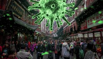 Вакцина з чіпом від коронавируса дозволить взяти людство під контроль /pixabay.com