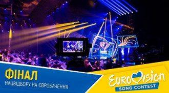 Фінал Нацвідбору на Євробачення 2020
