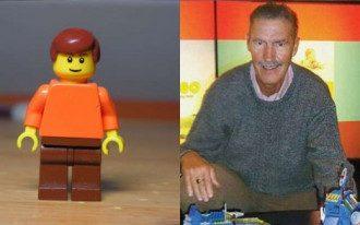 Умер дизайнер желтого человечка Lego