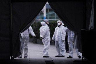 В Китае умер излечившийся от коронавируса