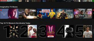 Что посмотреть на Netflix в Украине
