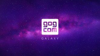 Офіційний логотип магазину GOG