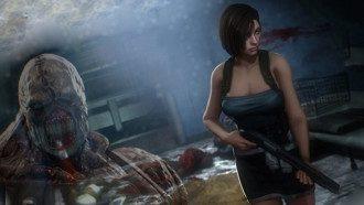 Фанатский арт Resident Evil 3