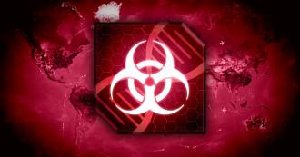 Логотип Plague Inc.