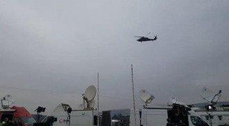 Авиация Турции на границе с Сирией