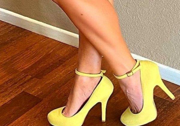 Женская обувь 2020 весна