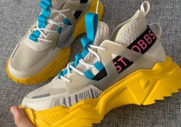 Модные кроссовки 2020