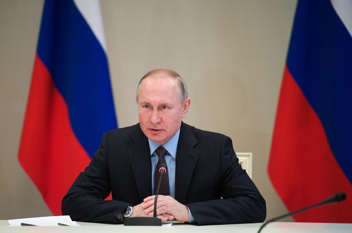 Володимир Путін поділився, що Дональд Трамп скаржився йому на надто великі військові витрати США – Путін – Трамп