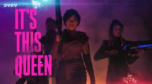 Бродячая королева 2020