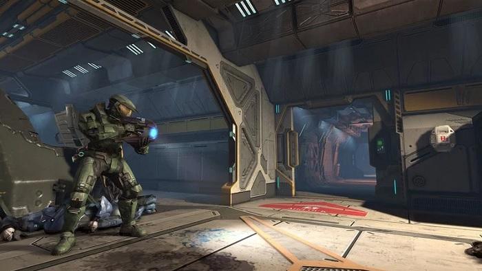 Кадр из Halo Combat Evolved Anniversary