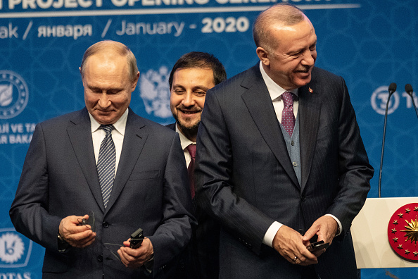 Азербайджан і Туреччина - Війна ще не почалася, але Путіну подали сигнал