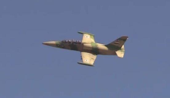 L 39, Сирія, літак