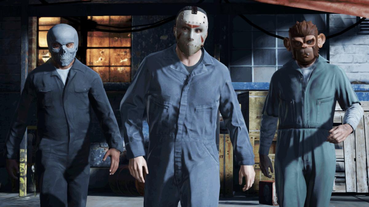 Кадр з Grand Theft Auto 5