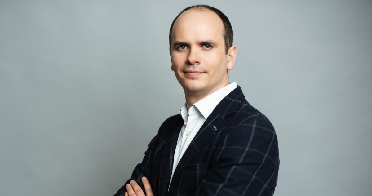 Ярослав Пахольчук, генеральний директор групи 1+1 media