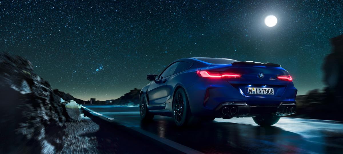 BMW 8 серії M Coupe