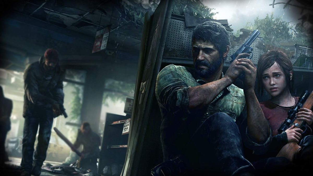 Арт игры The Last of Us