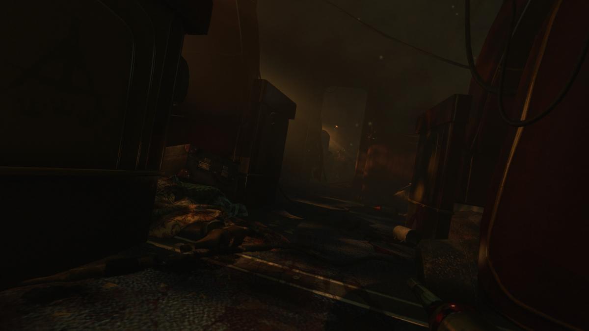 Кадр з гри Amnesia: Rebirth