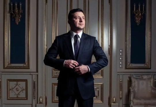 Зеленский украсил обложку журнала