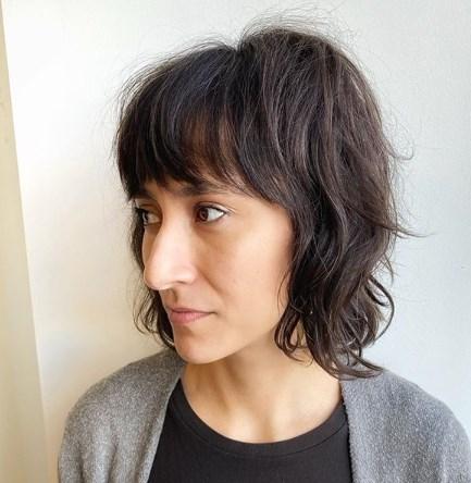 Модні стрижки на коротке волосся 2020