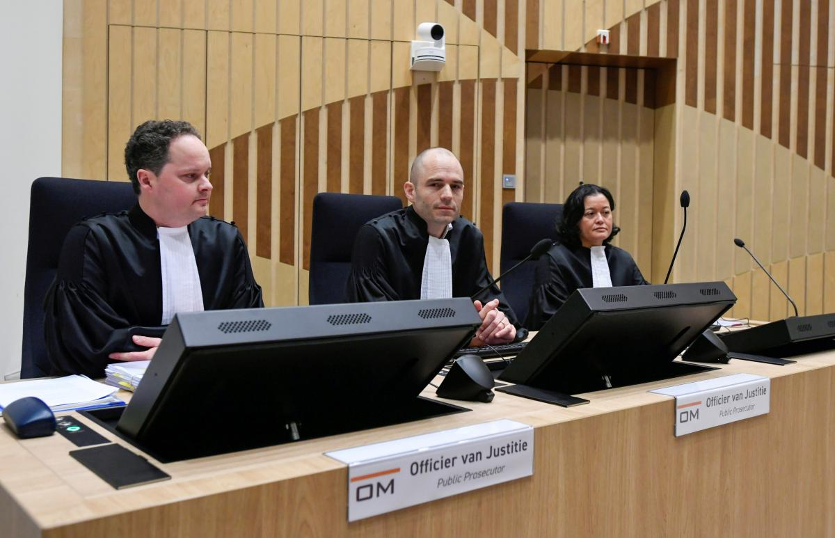 Нідерланди, суд, МН17