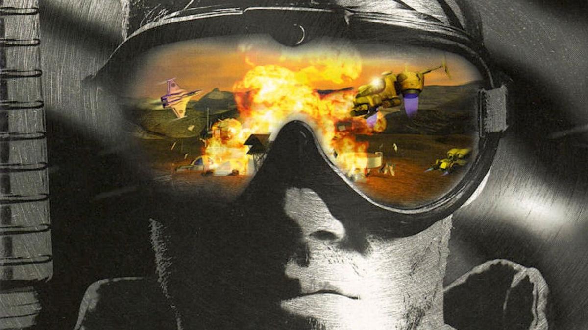 Арт гри Command & Conquer