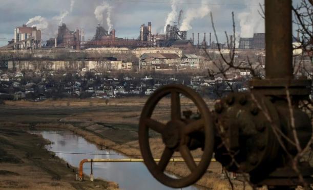 украина промышленность