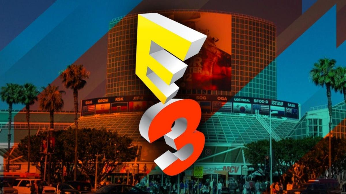 Логотип виставки Е3