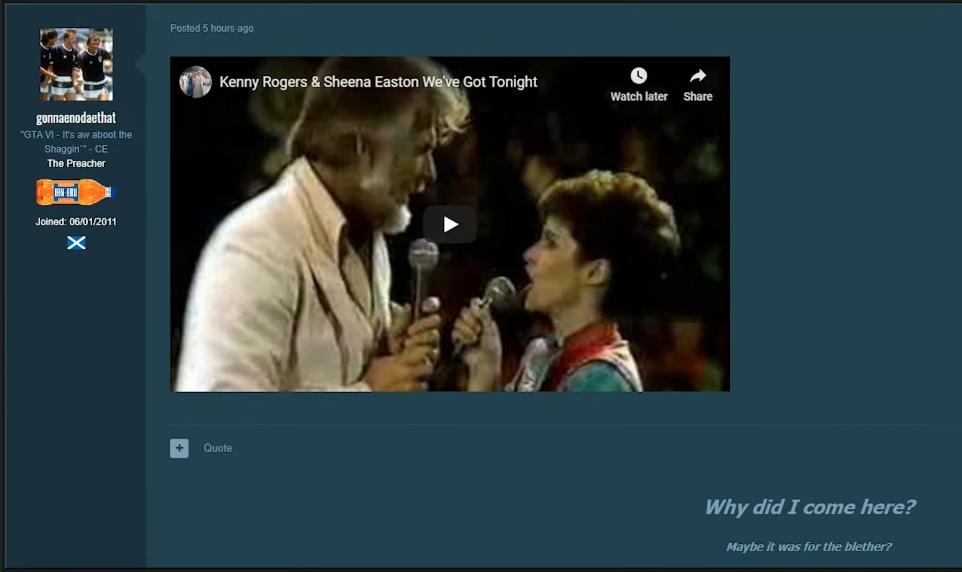 Скриншо поста с GTAForum