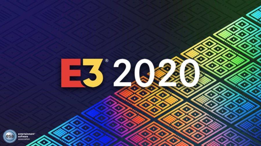 Логотип Е3 2020