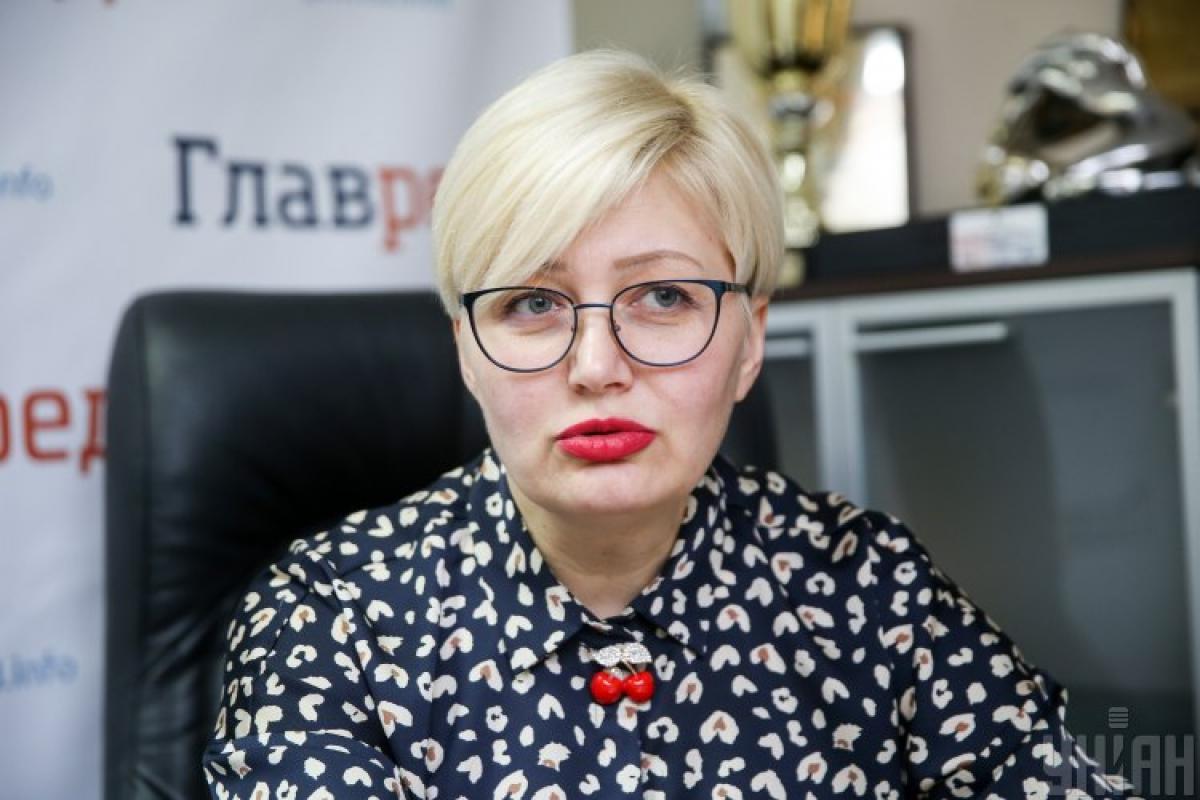Лариса Ницой сказала, что русский мир до сих пор пытается утвердиться в Украине – Новости Украины