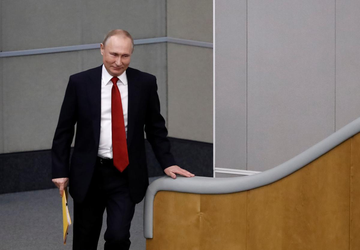 Эксперт полагает, что Владимир Путин тормозит российскую экономику – Путин новости