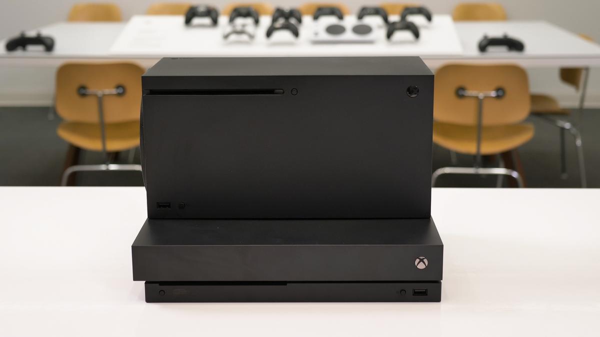 Порівняння Xbox Series X і Xbox One