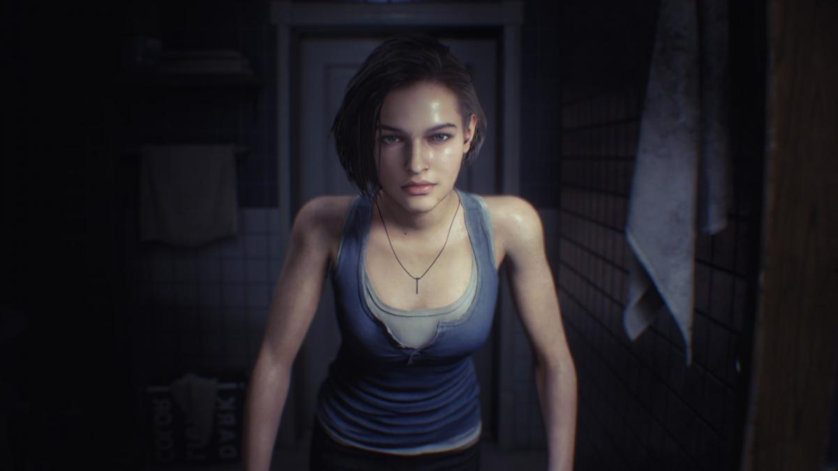 Джилл Валентайн из Resident Evil 3 Remake