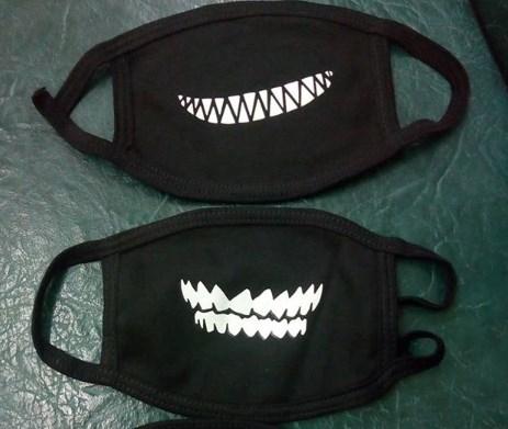 Модні маски для обличчя