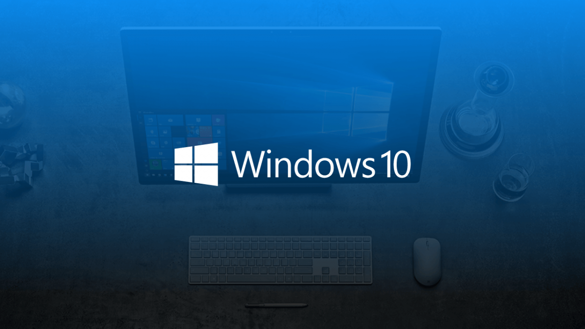 Компьютер на Windows 10