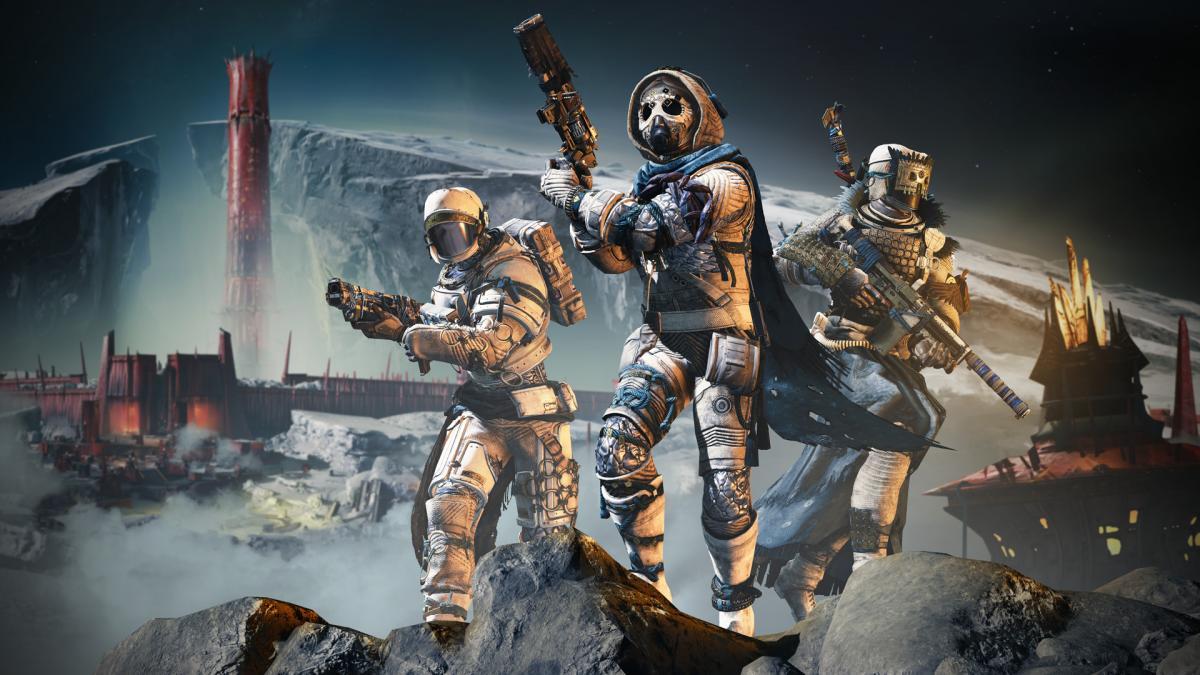 Кадр з Destiny 2