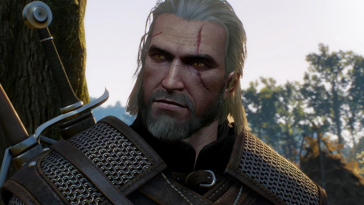 Кадр із The Witcher 3: Wild Hunt