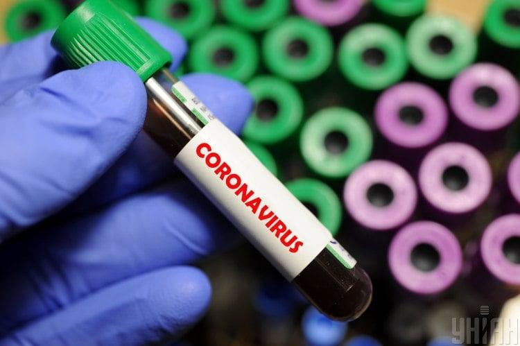 коронавірус, пробірка