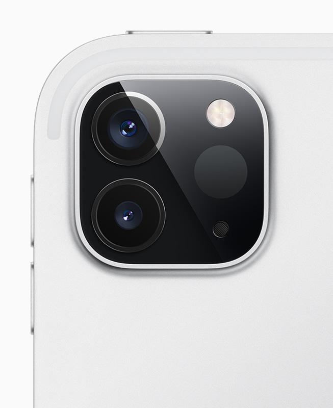 Нова камера iPad 2020 року