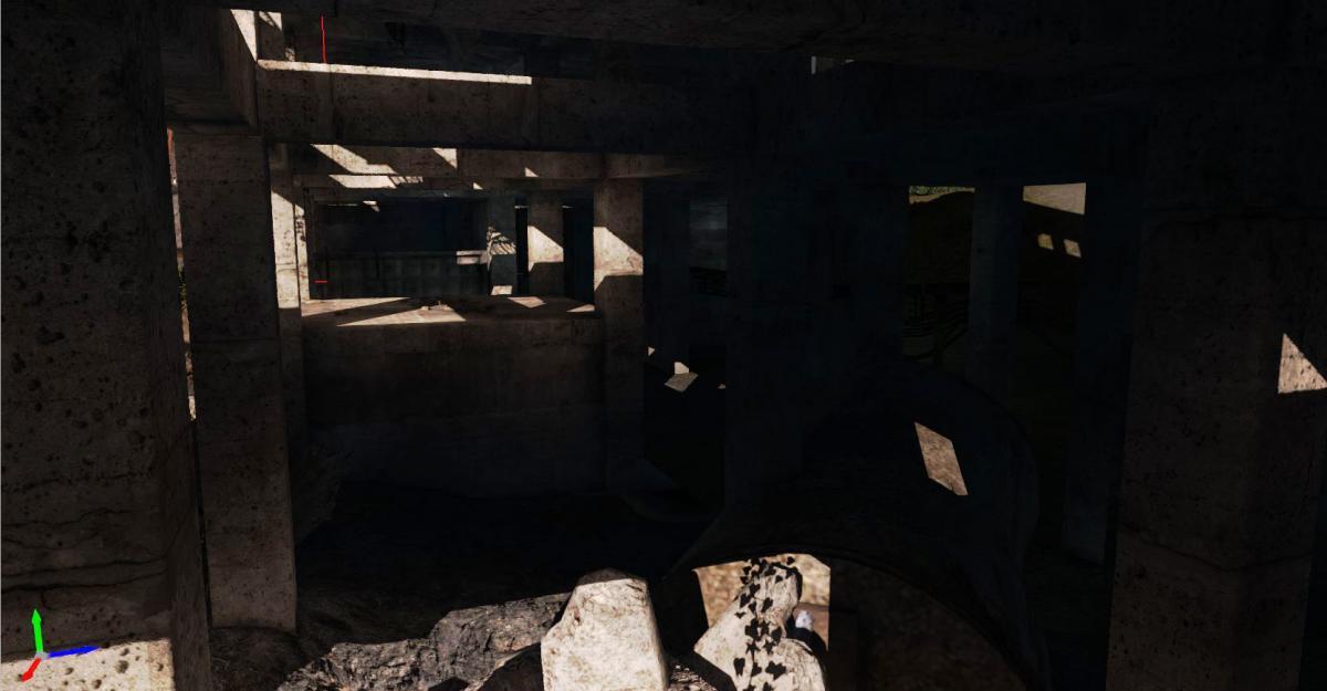 Скриншот отмененной версии S.T.A.L.K.E.R. 2
