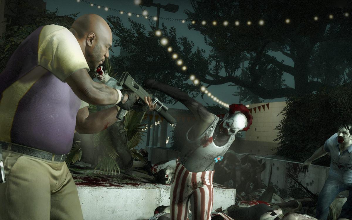 Кадр из Left 4 Dead 2