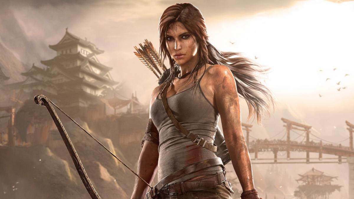 Арт Tomb Raider 2013 року