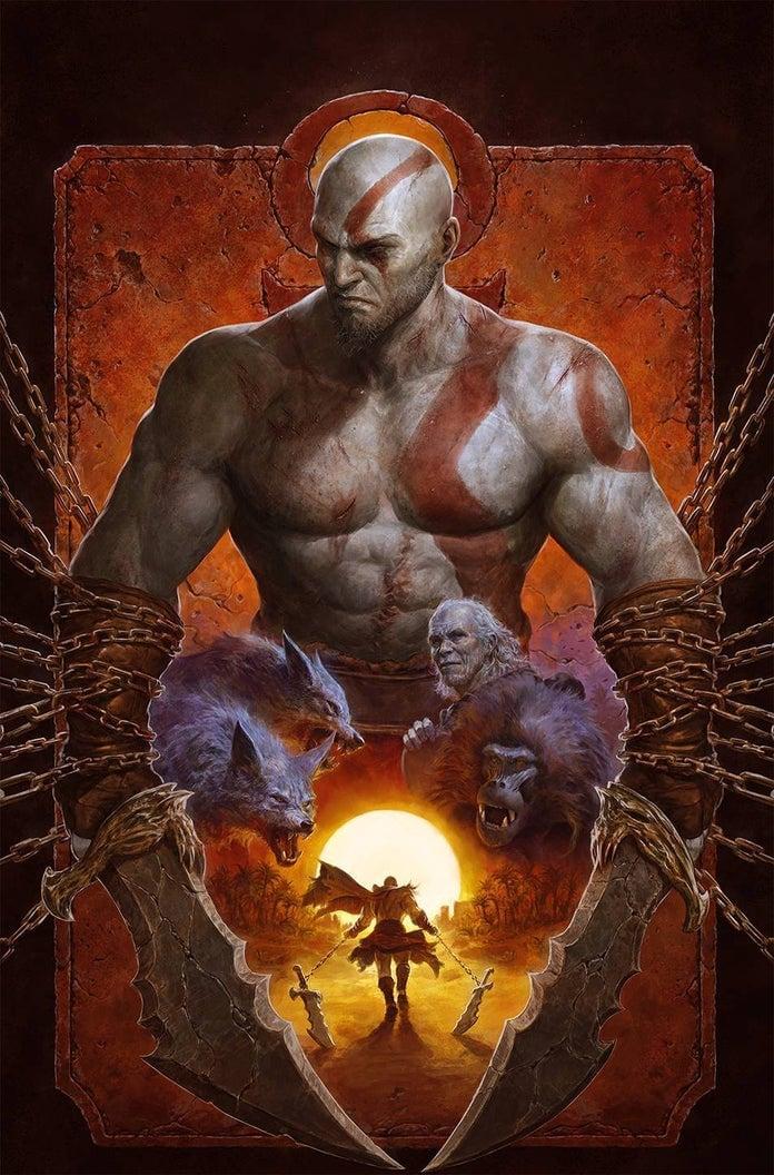 God of War Fallen God - Дата выхода
