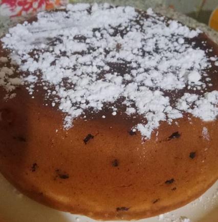 Вкуснейший кекс на сметане в мультиварке выпекается более часа