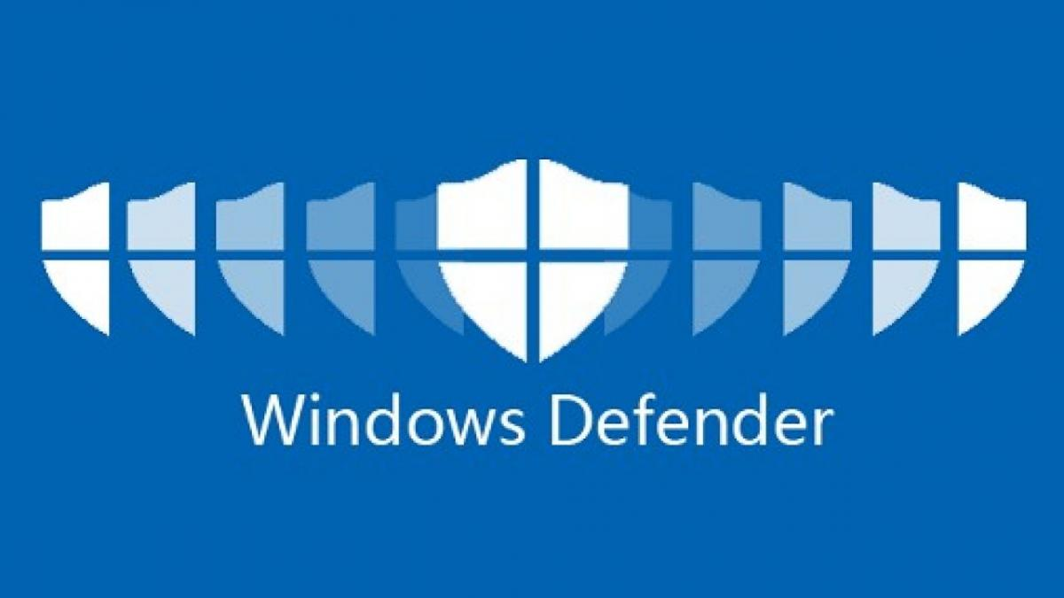Логотип Windows Defender