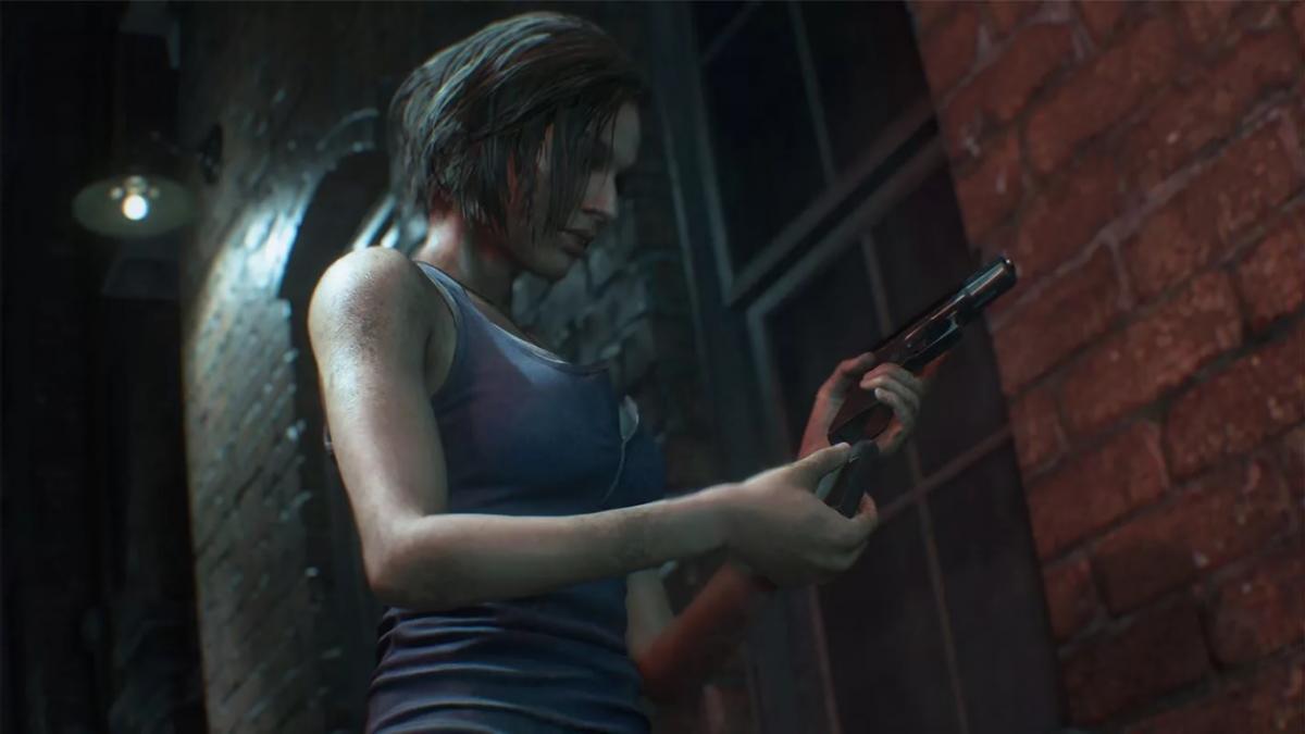 Кадр з Resident Evil 3 Remake