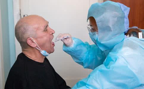 Пацієнт, Коронавірус