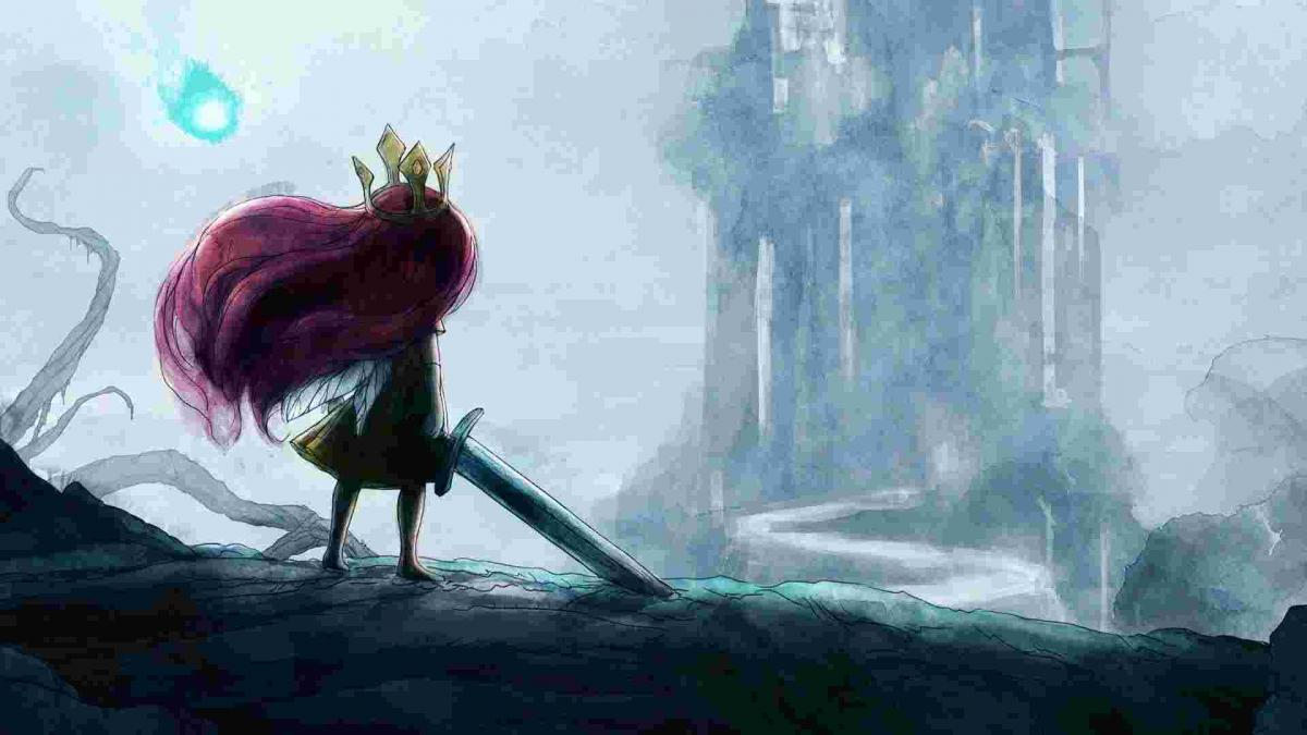 Арт гри Child of Light
