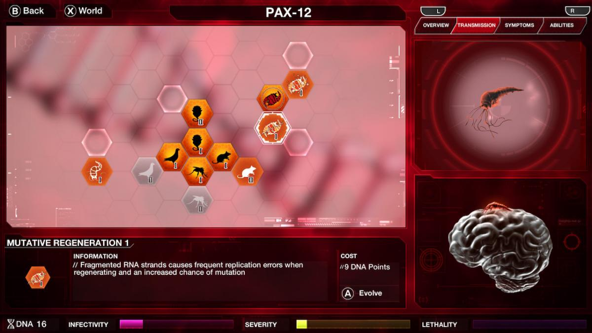 Кадр з Plague Inc: Evolved